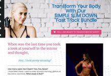 "Simple Slim Down Formula "" Strength Sisters Fast Track Bundle"""