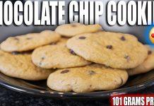ANABOLIC CHOCOLATE CHIP COOKIES   High Protein Bodybuilding Dessert Recipe