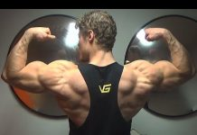 BACK & BICEPS MASS WORKOUT | Classic Bodybuilding Tips