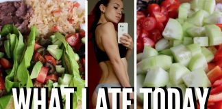 What I Ate // High Protein Vegan Meals to Build Muscle