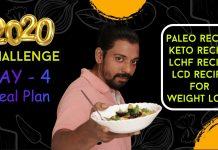 2020 Challenge Day 4   Chicken Recipe for Diet   LCHF Diet Recipe / Paleo Recipe !!!