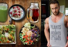 EATING FOR LEAN VEGAN MUSCLE   FULL DAY OF TASTY MEALS