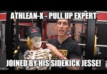 Athlean-X Says A Strong Deadlift Is A Prerequisite For A Strong Pull Up? Preach!