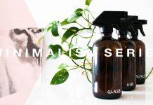 DIY Natural Cleaning Products - Minimal Waste [Minimalism Series]