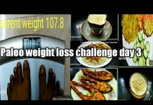 Day 3 Paleo diet || paleo diet full day meal plan || my weight loss journey
