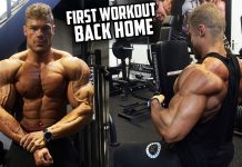 BACK WORKOUT FOR GROWTH | BACK IN THE NETHERLANDS!