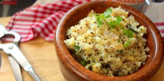 Keto Upma (Indian Breakfast Dish) | Keto Recipes | Headbanger's Kitchen