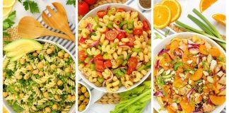3 Pasta Salad Recipes | No Mayo + Easy Summer Entertaining