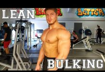 LEAN BULKING - Why and How